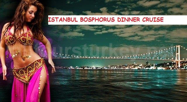 Istanbul Bosphorus Dinner Cruise Turkish Show
